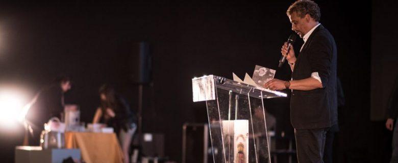 Abel Jafri Président du jury au Festival Petit Clap