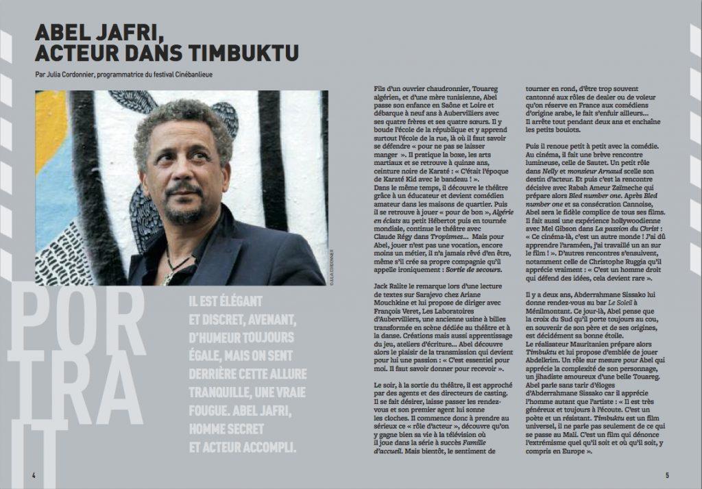 Abel Jafri : Acteur dans Timbuktu