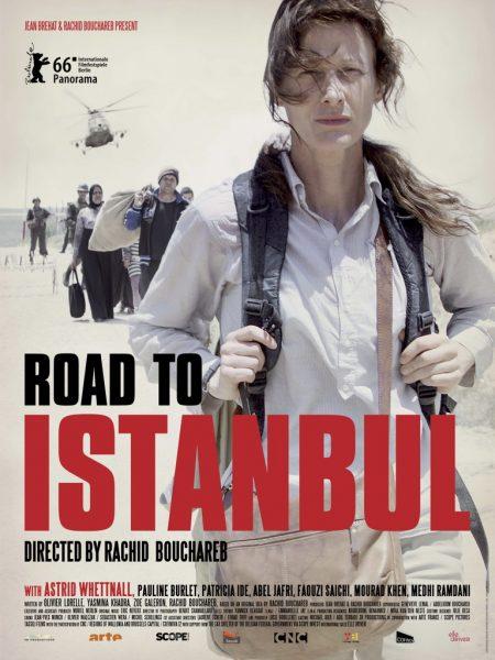 La route pour Istanbul Abel Jafri - https://abeljafri.com