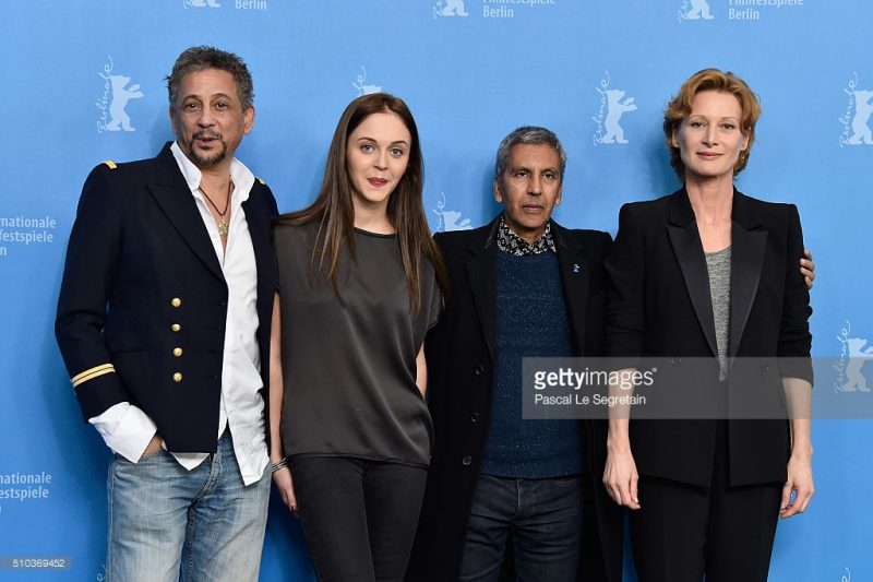 the 'Road to Istanbul' (La Route d'Istanbul) photo call during the 66th Berlinale International Film Festival Berlin at Grand Hyatt Hotel on February 15, 2016 in Berlin, Germany.