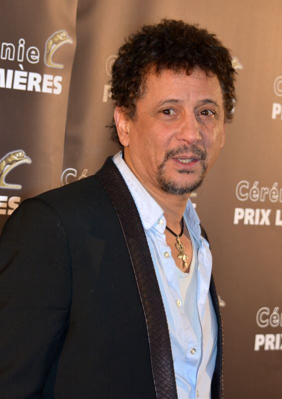 Abel Jafri Cérémonie Prix Lumière