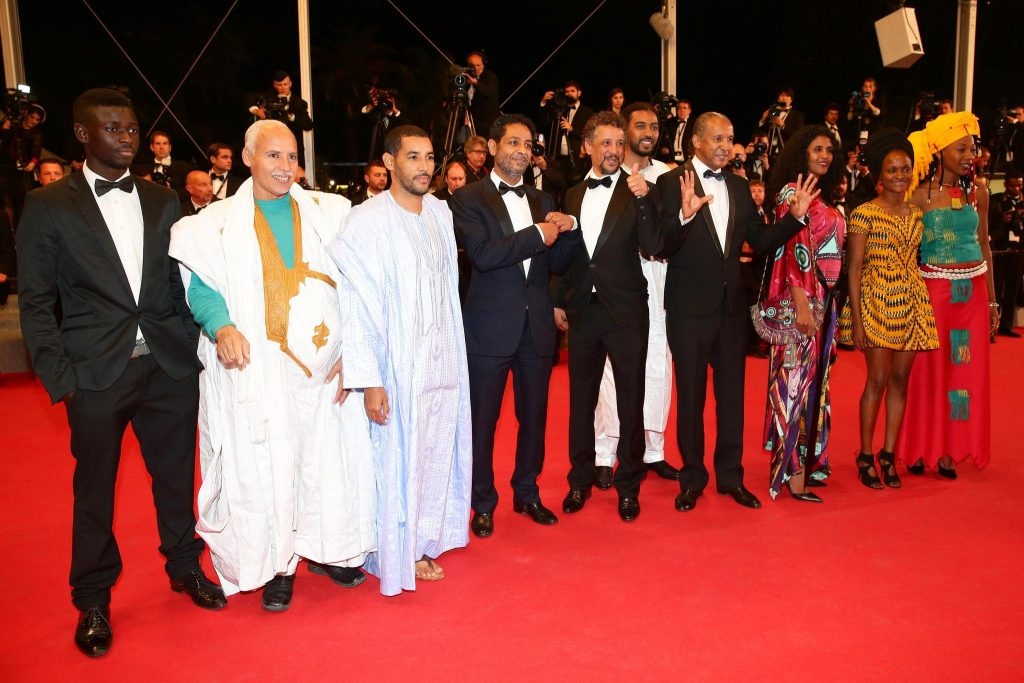 'Timbuktu' Premiere at the 67th Annual Cannes Film Festival