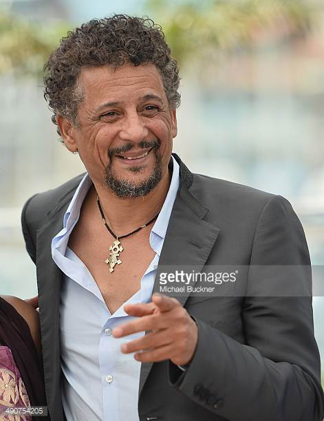 Abel Jafri attends the 'Timbuktu' photocall during the 67th Annual Cannes Film Festival