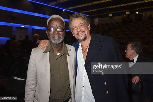 Director Soleyman Sissé et Abel