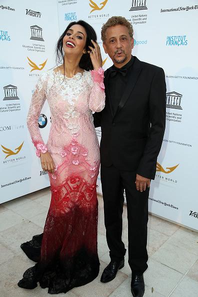 Abel Jafri Unesco Dinner - The 69th Annual Cannes Film Festival