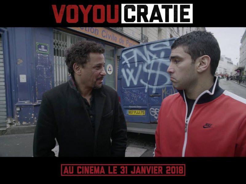 Voyoucratie le 31 Janvier un film de FGKO Avec Salim Kechiouche, Abel Jafri, Jo Prestia, Pierre Abbou lien site web: https://abeljafri.com/sortie-film-voyoucratie-31-janvier/