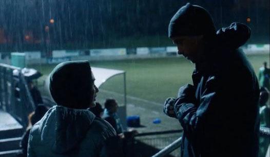 Abel Jafri dans Red Star un Film de Yohan Manca en sélection au Festival de Clermont Ferrand
